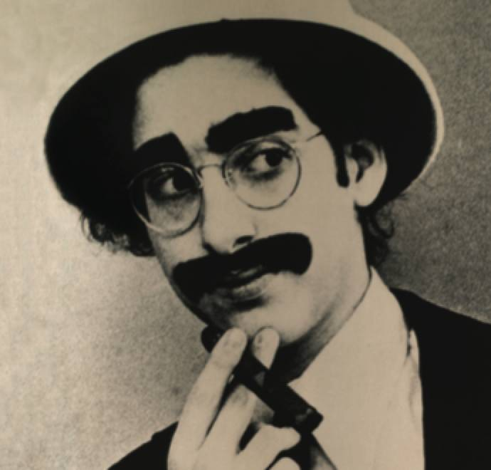 Jerry as Groucho